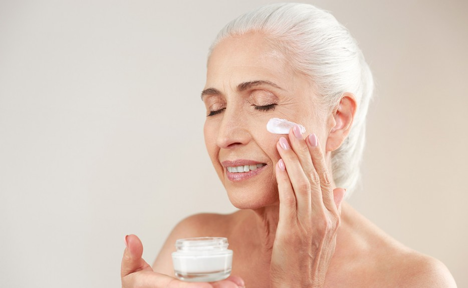 Anti Aging Skin Care for Aging Adults