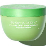 Briogeo's new Avocado + Kiwi Mega Moisture Superfood Mask