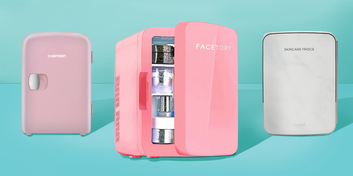 Best 8 mini-fridges to keep your daily skincare cool