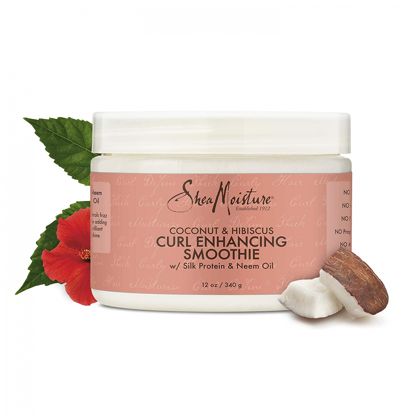 SheaMoisture Cream – Get a smooth, curl-defining, and frizz-free hair!