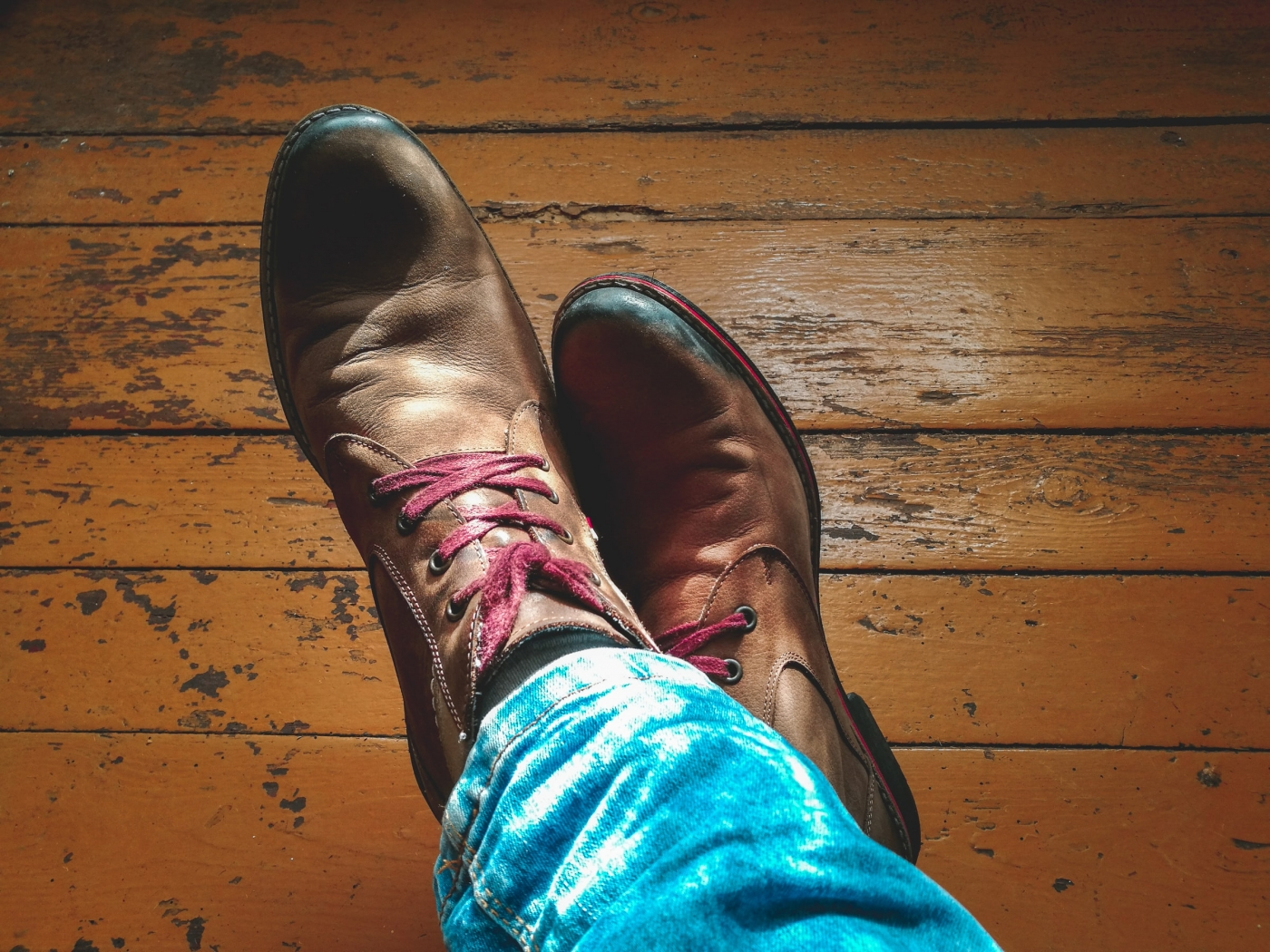 Top ways to maintain your favourite leather boots